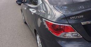 Cần bán xe Hyundai Accent AT sản xuất năm 2011, màu xám, nhập khẩu  giá 370 triệu tại Khánh Hòa