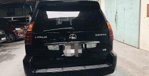 Cần bán gấp Lexus GX sản xuất 2006, màu đen, nhập khẩu chính chủ, 980tr giá 980 triệu tại Tp.HCM