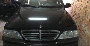 Bán lại xe Ssangyong Musso đời 2004, màu đen, nhập khẩu giá 120 triệu tại Kon Tum