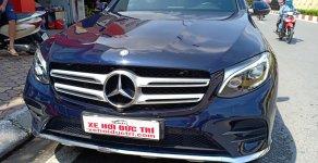Bán Mercedes GLC 300 AMG sản xuất 2017, màu xanh Cavanstie, xe siêu lướt giá 1 tỷ 920 tr tại Hà Nội