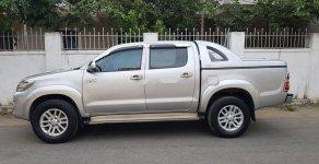 Bán Toyota Hilux G đời 2014, màu bạc, xe nhập giá 525 triệu tại Nghệ An