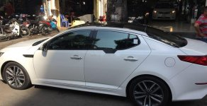 Cần bán xe Kia K5 2.0 đời 2014, màu trắng, nhập khẩu giá 650 triệu tại Tp.HCM