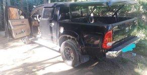 Bán Toyota Hilux đời 2011, màu đen, nhập khẩu, máy dầu 2 cầu giá 390 triệu tại Quảng Nam