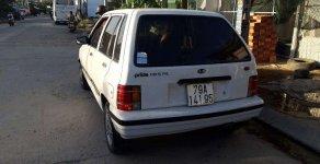 Bán xe Kia CD5 đời 2002, màu trắng, máy 1.100cc ít hao xăng giá 75 triệu tại Khánh Hòa