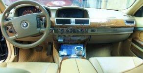 Cần bán gấp BMW 7 Series 730Li sản xuất năm 2004, màu đen, xe nhập giá 460 triệu tại Hà Nội