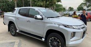 Bán ô tô Mitsubishi Triton 4x2 AT Mivec đời 2019, màu trắng, xe nhập giá 721 triệu tại Hà Nội