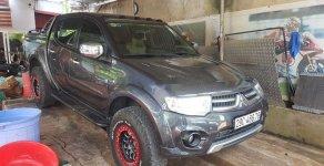 Cần bán Mitsubishi Triton sản xuất 2015, màu xám, nhập khẩu   giá 490 triệu tại Lạng Sơn