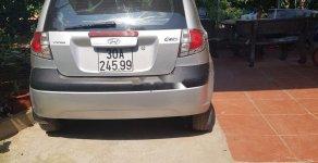 Bán Hyundai Getz sản xuất năm 2010, màu bạc, nhập khẩu giá 190 triệu tại Bắc Giang