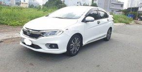 Cần bán Honda City 2018, màu trắng, xe còn mới giá 580 triệu tại Tp.HCM