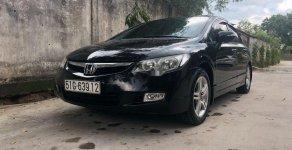 Bán Honda Civic 2.0AT sản xuất năm 2007, màu đen, số tự động, 350tr giá 350 triệu tại Tp.HCM