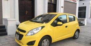 Cần bán Chevrolet Spark đời 2015, màu vàng chính chủ giá 175 triệu tại Hải Phòng