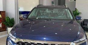Bán xe Hyundai Santa Fe đời 2019, màu xanh lam giá 1 tỷ tại Tp.HCM