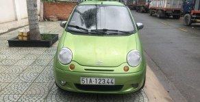 Bán Daewoo Matiz năm sản xuất 2003, màu xanh lục, 85 triệu giá 85 triệu tại Tp.HCM