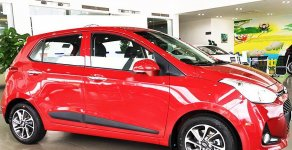 Bán Hyundai Grand i10 sản xuất 2019, màu đỏ, xe nhập, giá chỉ 330 triệu giá 330 triệu tại Quảng Bình