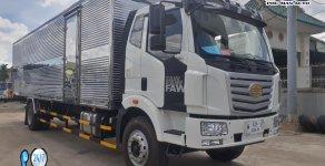 Bán xe tải FAW 8 tấn thùng kín dài 9m7 - Trả trước 300 triệu có xe giá 690 triệu tại Tp.HCM