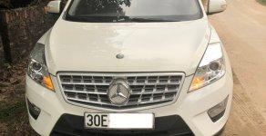 Cần bán BAIC X65 2.0T 2016, màu trắng, nhập khẩu giá 450 triệu tại Hà Nội