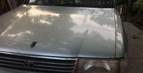 Bán Toyota Cressida 1993, màu xám, nhập khẩu nguyên chiếc giá 42 triệu tại Hà Nội
