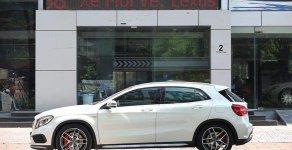Bán Mercedes GLA45 AMG đời 2014, màu trắng, xe nhập giá 1 tỷ 350 tr tại Hà Nội