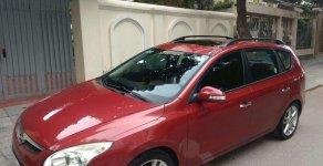 Bán Hyundai i30 CW  AT sản xuất năm 2009, màu đỏ, xe nhập   giá 350 triệu tại Hà Nội