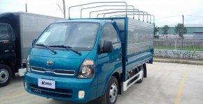 Bán Kia K250 sản xuất năm 2019, màu xanh lam, xe nhập, chi nhánh Bắc Ninh - Trả góp 70% giá 348 triệu tại Bắc Ninh