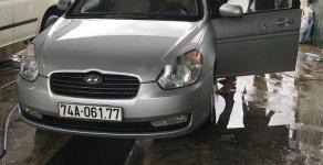 Bán Hyundai Verna đời 2009, màu bạc, nhập khẩu nguyên chiếc giá 250 triệu tại Quảng Trị
