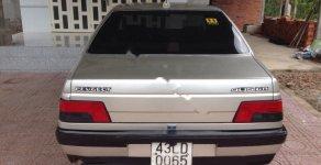Cần bán gấp Peugeot 405 GR đời 1994, màu xám, nhập khẩu nguyên chiếc   giá 125 triệu tại Tây Ninh
