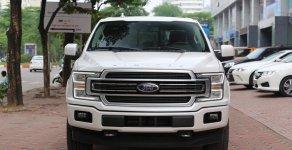 Bán Ford F 150 Limited đời 2019, màu trắng, nhập khẩu nguyên chiếc giá 4 tỷ 300 tr tại Hà Nội