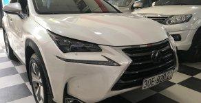 Bán ô tô Lexus NX 200T đời 2015, màu trắng, xe nhập giá 1 tỷ 883 tr tại Hà Nội