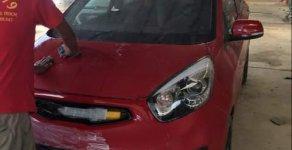 Bán Kia Picanto năm sản xuất 2014, màu đỏ, nhập khẩu giá 300 triệu tại Tp.HCM