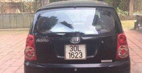 Cần bán Kia Picanto đời 2008, màu đen, giá chỉ 175 triệu giá 175 triệu tại Hà Nội