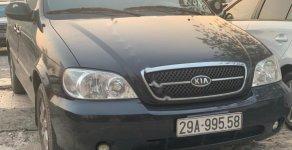 Bán Kia Carnival LS 2.5 AT đời 2009, màu đen, số tự động giá 288 triệu tại Hà Nội