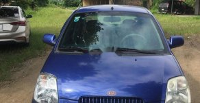 Bán Kia Picanto sản xuất 2007, màu xanh lam, nhập khẩu  giá 168 triệu tại Hà Nội