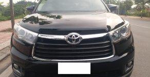Toyota Highlander 3.5 Limited AWD màu đen/kem model 2015 đăng ký 2016 biển Hà Nội giá 2 tỷ 399 tr tại Hà Nội
