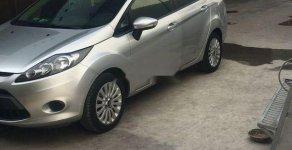 Bán ô tô Ford Fiesta sản xuất 2011, màu bạc giá 340 triệu tại Bình Dương