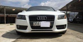 Chính chủ bán xe Audi A5 đời 2010, màu trắng, nhập khẩu nguyên chiếc giá 950 triệu tại Hà Nội