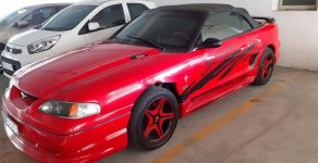 Bán xe Ford Mustang năm sản xuất 1994, màu đỏ, xe nhập Mỹ giá 340 triệu tại Tp.HCM