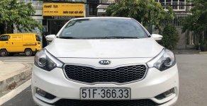 Cần bán xe Kia K3 2.0 sản xuất năm 2015, màu trắng xe gia đình giá 520 triệu tại Tp.HCM