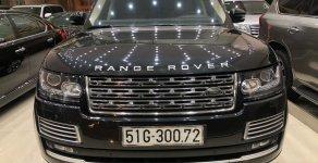 Cần bán gấp LandRover Range Rover Autobiography 2015, màu đen giá 7 tỷ 200 tr tại Tp.HCM