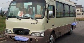 Bán Hyundai County 3.6L đời 2004, màu kem (be), 260tr giá 260 triệu tại Hà Tĩnh
