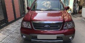 Cần bán Ford Escape 2005, số tự động màu đỏ độc nhất Sài Gòn giá 216 triệu tại Tp.HCM