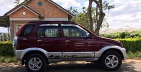 Bán ô tô Daihatsu Terios năm sản xuất 2004, màu đỏ, xe nhập giá 100 triệu tại Lâm Đồng
