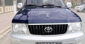 Toyota Zace dòng GL, Sx 12/2004, màu xanh Tiger hiếm có, xe rin 100% mới toanh như mới giá 288 triệu tại Bình Dương
