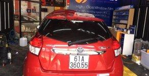 Bán Toyota Yaris 1.5G 2017, màu đỏ, xe nhập giá 580 triệu tại Đắk Lắk