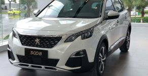 Cần bán xe Peugeot 5008 1.6AT đời 2019 new 100%, màu trắng, giá chỉ 1 tỷ 349 triệu đồng giá 1 tỷ 349 tr tại Tp.HCM