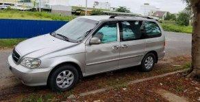 Bán xe Kia Carnival năm 2009, màu bạc chính chủ, 290tr giá 290 triệu tại Tp.HCM