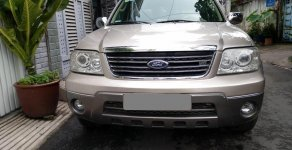 Cần bán con Escape 2007 màu bạc, số tự động, xe nhà chính chủ giá 197 triệu tại Tp.HCM
