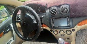 Cần bán xe cũ Daewoo Gentra đời 2009, màu bạc giá 155 triệu tại Tp.HCM