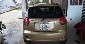 Cần bán Chevrolet Spark đời 2010, xe nhập, xe gia đình giá 130 triệu tại Lâm Đồng