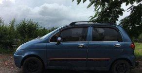 Chính chủ bán xe Daewoo Matiz SE đời 2007, màu xanh lam, nhập khẩu giá 103 triệu tại An Giang