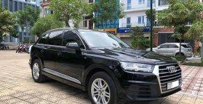 Bán xe Audi Q7 đăng ký 2018, màu đen, xe nhập, siêu lướt 7266 km như mới, giá cực rẻ giá 3 tỷ 189 tr tại Hà Nội